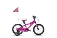 Ghost Powerkid 16 AL dark fuchsia pink/violet/star white 2017