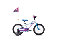 Ghost Powerkid 16 AL white/ blue/ pink