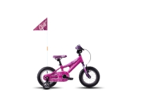 Ghost Powerkid 12 AL dark fuchsia pink/violet/star white