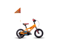 Ghost Powerkid 12 AL orange/ red/ black