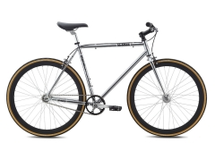 SE Bikes Draft Lite Single Speed chrome