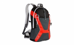 CUBE Rucksack Pure 11 Black´n´flashred