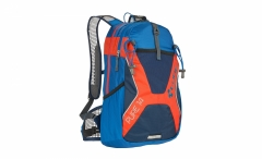 CUBE Rucksack Pure 14 Blue´n´orange