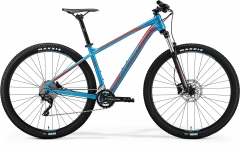 Merida Big Nine 100 29er Blau(Rot) 2019