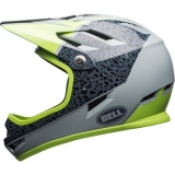 Bell Sanction Fullface Helm Smoke/Pear