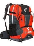 Cube Rocksack AMS 30+5 black`n`red