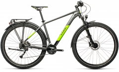 Cube Aim SL Allroad grey`n`green 29er