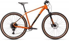 Cube Acid ginger`n`black 29er