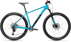Cube Attention SL petrol`n`red 29er