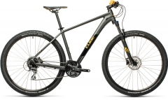 Cube Aim Race darkgrey`n`orange 29er