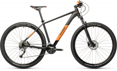 Cube Aim SL black`n`orange 29er