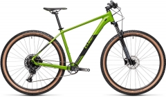Cube Analog deepgreen`n`black 29er RS