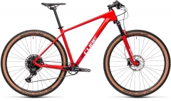 Cube Reaction C:62 One red`n`white 29er