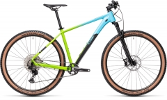 Cube Reaction Pro fadingblue`n`blue 29er
