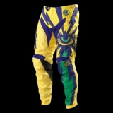 Troy Lee Designs GP Pant Cyclops yellow purple lange Hose Downhill gelb lila